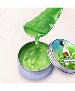 BIOAQUA 100% rein natürliches Aloe Vera Gel Falten entfernen Feuchtigkeitsspendende Anti-empfindliche Öl-Kontrolle Aloe Vera Son