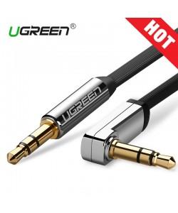 Professioneller AUX Kabel Klinke 3,5 mm Audio-Kabel 3,5 mm Klinke Lautsprecherkabel für z.B. JBL Kopfhörer Xiaomi Redmi 5 Plus O