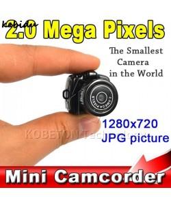 Mikro HD Digitalkamera 2.0 Mega- Pixel Taschen Videoaudio DV DVR Recorder