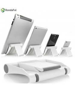 Smartphone Halterung faltbare Handyhalterung - multifunktional für Tablet PC Universal Handyhalter für iPhone Samsung usw